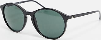 Ray-Ban Ray-ban round sunglasses in black ORB4371