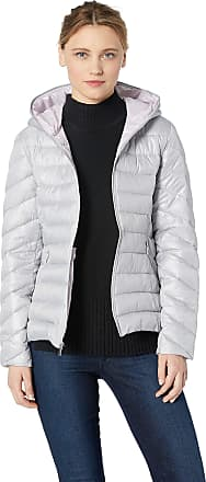 French Connection Womens Lieghtweight Hooded Packable Down