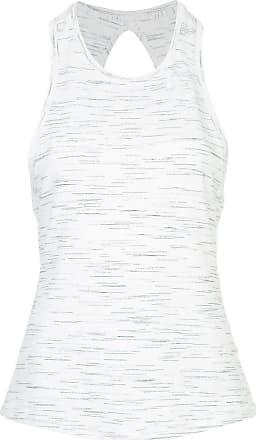 Nimble Activewear Regata com recorte vazado - Branco