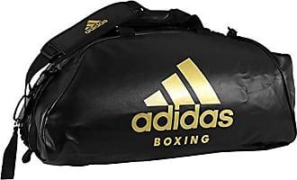 adidas Bolsa Mochila Adidas Boxing 2in1 PU Preto/Dourado (65 Litros)