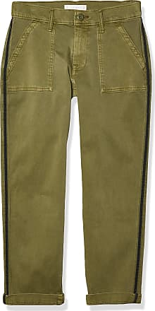 Lucky Brand Womens Boyfriend Utility Pant Casual, Loden Green, 29