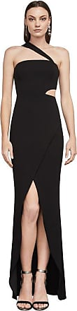 BCBGeneration Acasia High-Low Cutout Gown