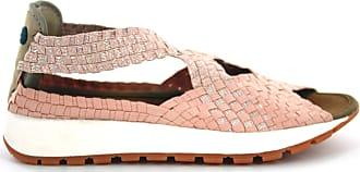 bernie mev. Womens Tara Blossom Sandal (New Blush Shimmer, 7)