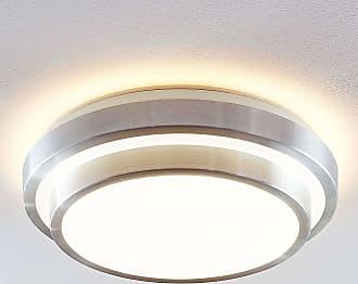 Lindby Naima lámpara de techo LED, redonda 41 cm