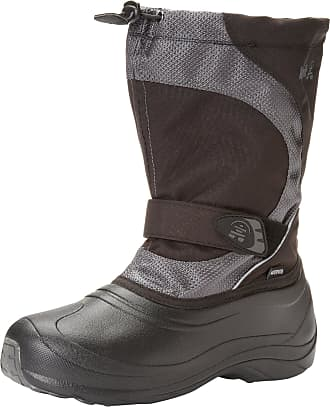 kamik Blast Cold Winter Boots Black,8 US Little Kid