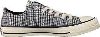Converse Zwarte Converse Lage Sneakers Chuck Taylor All Star Ox Dames