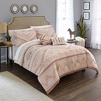 Better Homes & Gardens Santa Fe Striped 5 Piece Comforter Set by Better Homes & Gardens, Size: Full/Queen - 2W8334C3TP
