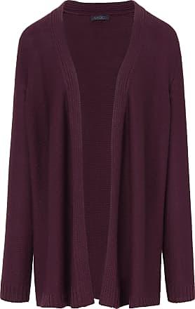 MYBC Open-fronted cardigan MYBC purple