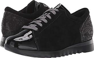 acf16d7616b0 Munro Kellee (Black Patent Black Suede) Womens Shoes