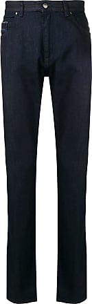 Paul & Shark straight-leg jeans - Azul
