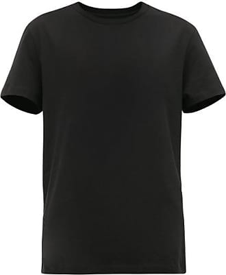 Wardrobe.NYC Wardrobe.nyc - Release 05 Round-neck Cotton-jersey T-shirt - Womens - Black