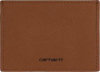 Carhartt Work in Progress Carhartt wip Coated card holder HAMILTON BROWN / BLACK U