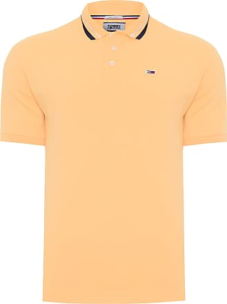 Tommy Jeans POLO MASCULINA TOMMY CLASSIC STRETCH - AMARELO