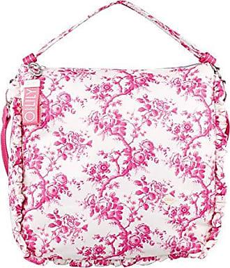 Oilily Damen Umhängetasche Boston Pink Flamingo (rosa pink)