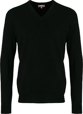 N.Peal cashmere The Burlington jumper - Black