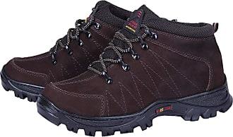 Di Lopes Shoes Botinha Adventure em Couro (40, Preto)