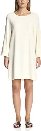 Helmut Lang Womens Bell Sleeve Dress, Ivory, M