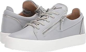 745060d637c83 Giuseppe Zanotti May London Zipper Low Top Sneaker (Birel/Vague Ice) Mens  Shoes