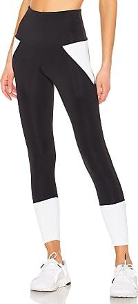 Onzie Athletic Midi Legging in Black & White