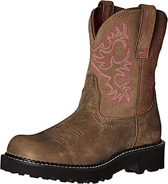 b4989e6cbb5 Ariat®: Brown Leather Boots now up to −30% | Stylight