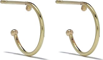 Wouters & Hendrix 18kt gold small hoop earrings - YELLOW GOLD