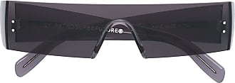 Retro Superfuture Vision glasses - Black