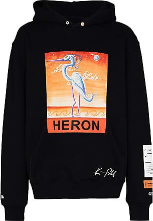 HPC Trading Co. x Kenny Scharf logo-print hoodie - Black