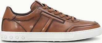 Tod's Sneakers aus Leder, BRAUN, 5.5 - Shoes