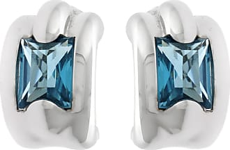 Audemars Piguet Topaz 18k White Gold Earrings