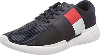 RunnerSneakers Hilfiger 40344 Tommy HommeBleuMidnight Lightweight Mens Basses EU sQdCxhtr