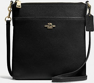 Coach Kitt Messenger Crossbody in Black
