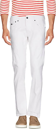 Macchia j DENIM - Denim trousers on YOOX.COM