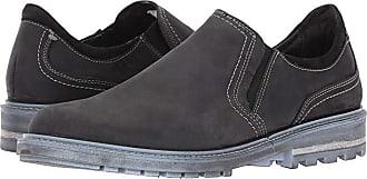 Naot Manyara (Oily Coal Nubuck/Black Velvet Nubuck) Mens Shoes