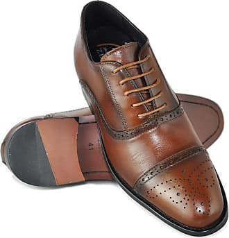 Zerimar Elevator Shoes for Men Add +2.7 in | Mens Height Increasing Shoes | Shoes That Increase Your Height