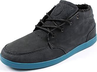 Reef Spiniker Mid LS Mens Shoes (UK 8, Black)