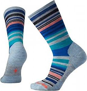 Happy Socks Womens Bright Striped Socks Black//Teal//Blue //Pink