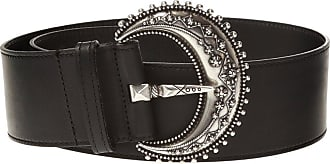 Etro Belt With Decorative Buckle Womens Black
