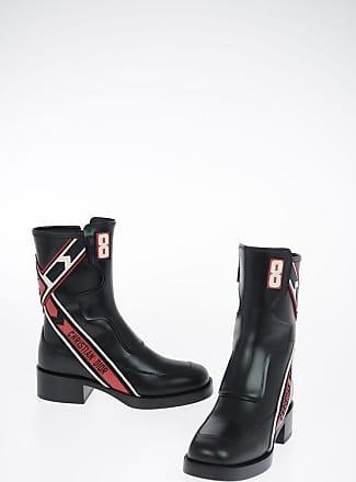 Dior leather DIORALLY boots Größe 36