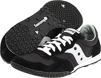 96aed7964d662d Saucony Originals Bullet (Black Silver) Mens Classic Shoes