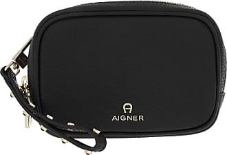 Aigner Pochette - Basics Clutch Black - black - Pochette for ladies