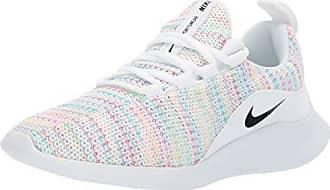 Nike Womens Viale Space Dye (Gs) Sneaker, Black/White/Cool Grey/Reflective Silver, 4Y Regular US Big Kid
