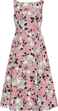 Erdem Kinsey floral cotton midi dress