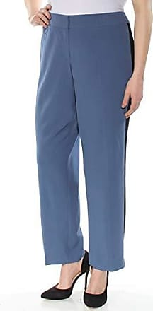 3e9c5b6966 Nine West Womens Plus Size Bi Stretch Pant with Contrast Side Panel