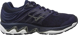 Mizuno Mens Wave Paradox 5 Running Shoes, Blue (Medblu/Mshadow/Dress Blue 58), 11.5 (46.5 EU)