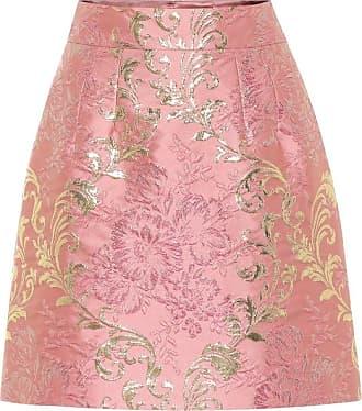 Dolce & Gabbana Minirock aus Brokat
