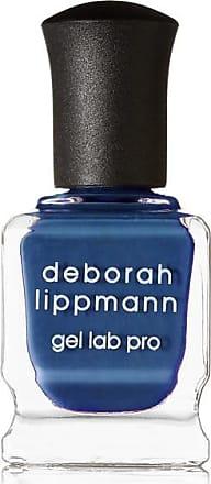 Deborah Lippmann Gel Lab Pro Nail Polish - Smoke Gets In Your Eyes - Storm blue