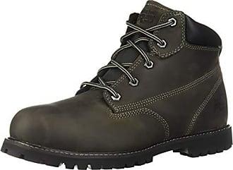 Timberland Mens Gritstone 6 Steel Toe Industrial Boot, Black, 10.5 W US
