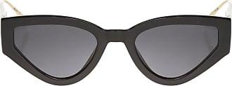 Dior Catstyle Dior 1 Sunglasses Womens Black