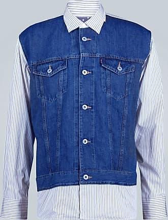 Junya Watanabe MAN x Levis Trucker denim jacket