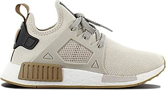 adidas Originals NMD_Xr1 Herren Running Sneakers Turnschuhe (UK 4 US 4.5 EU 36 23, beige White DA9526)